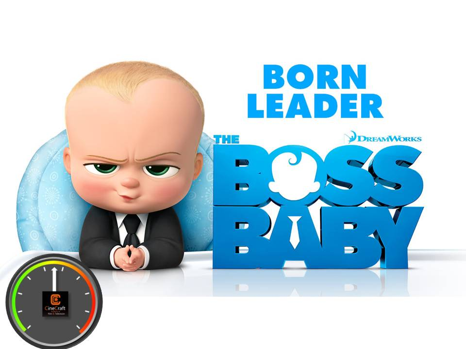 The Boss Baby CineMeter