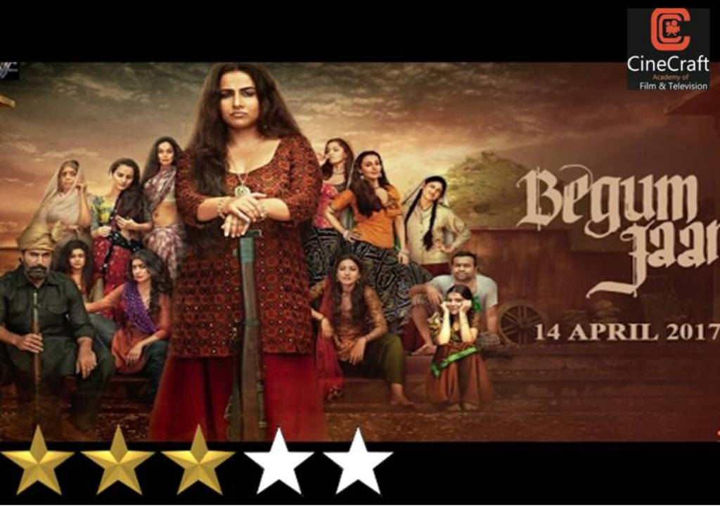 Begam Jaan Review