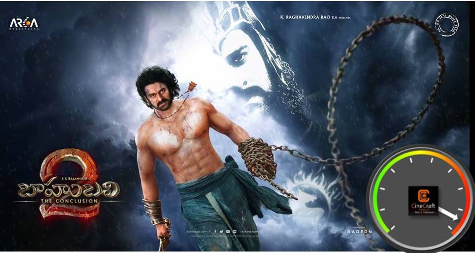 Bahubali 2 Cinemeter