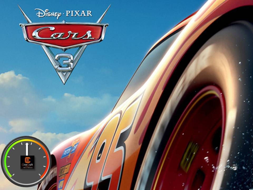 Cars 3 CineMeter