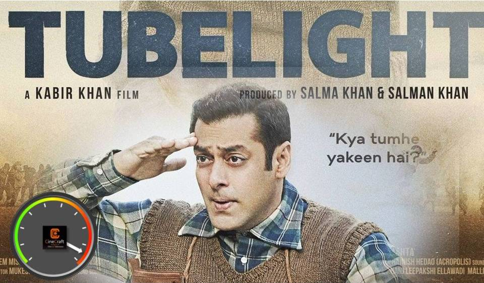 Tubelight CineMeter