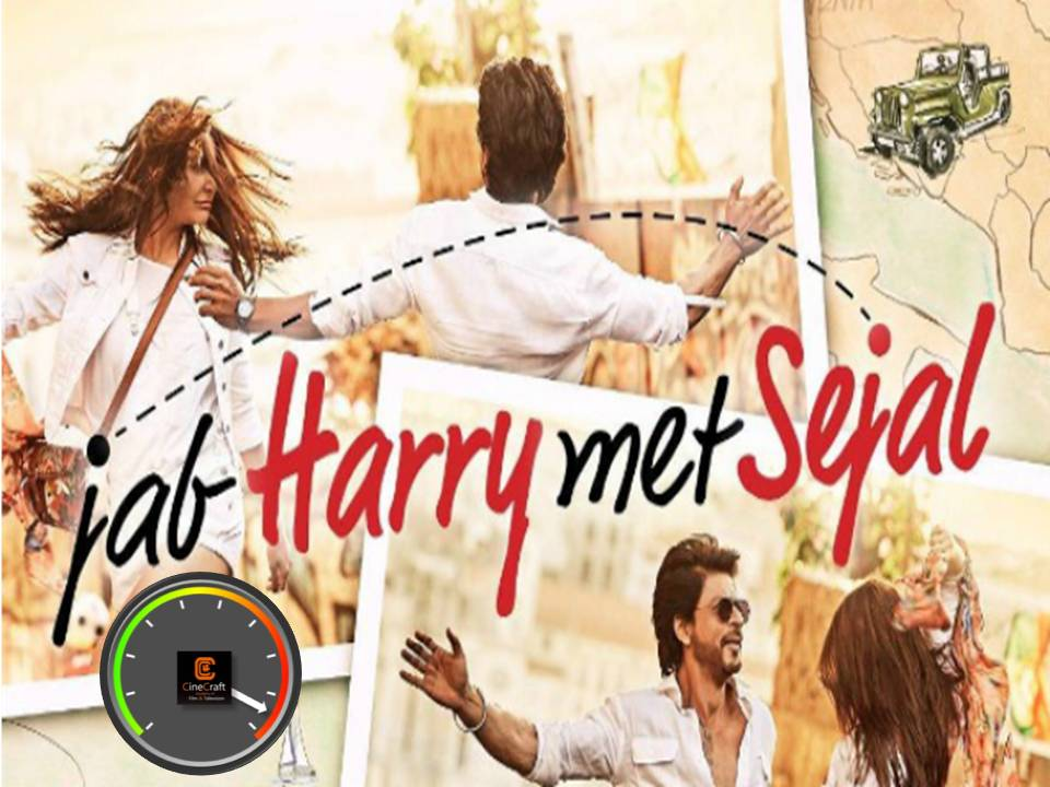 Jab Harry Met Sejal CineMeter