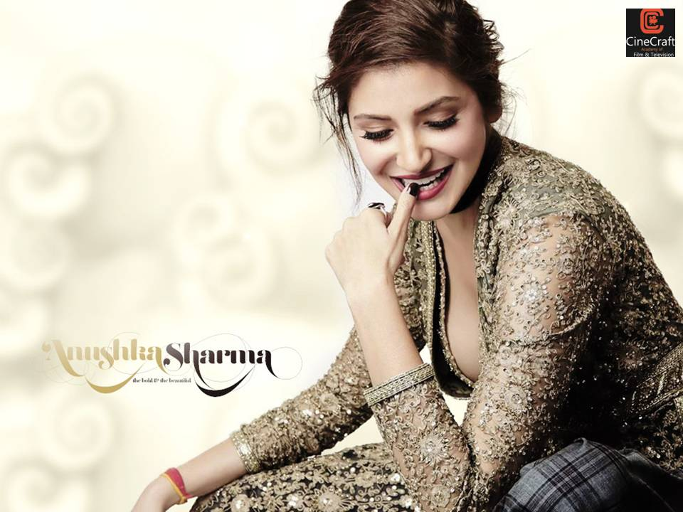 Top 10 Interesting Facts on Anushka Sharma