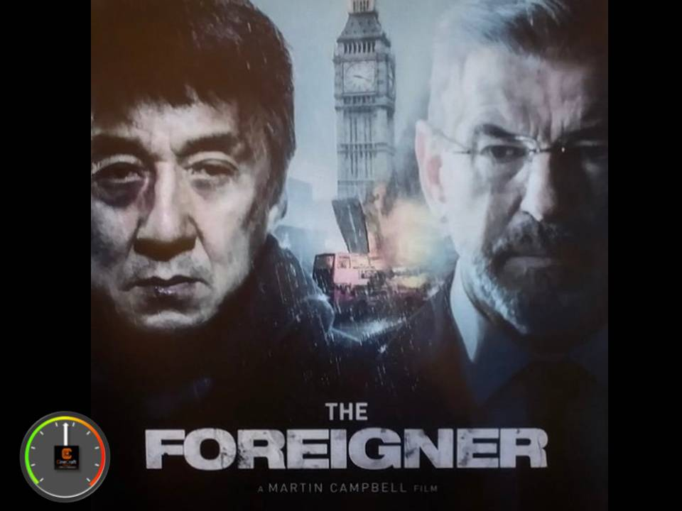 The Foreigner CineMeter