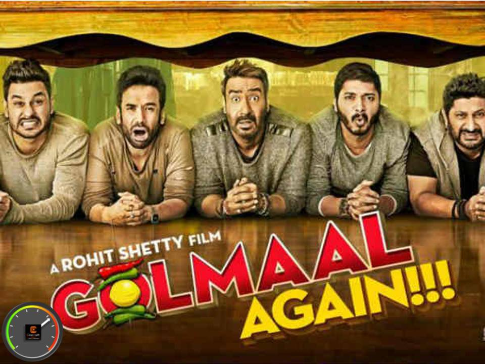 Golmaal 4 Cinemeter
